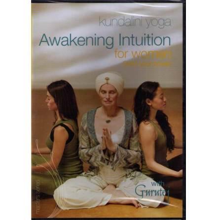 Awakening Intuition for Women - DVD med Gurutej