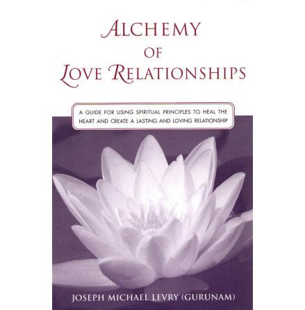 Alchemy of Love Relationships- bok