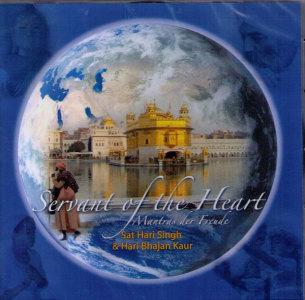 Servant of The Heart - CD av Sat Hari Singh