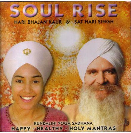 Soul Rise - CD av Hari Bhajan Kaur & Sat Hari Singh