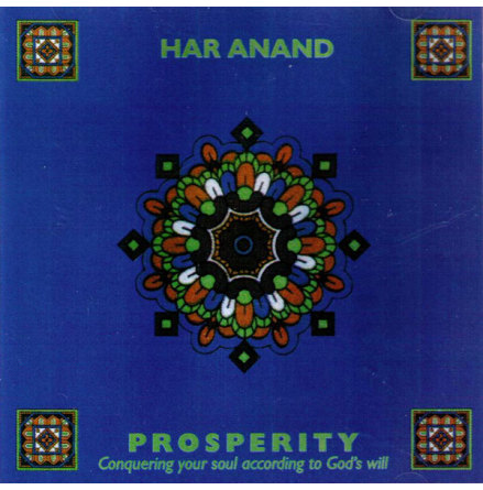 Prosperity -  CD av Har Anand