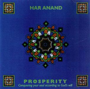 Prosperity -  CD av Har Anand