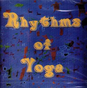 Rhythms of Yoga - CD av blandade artister
