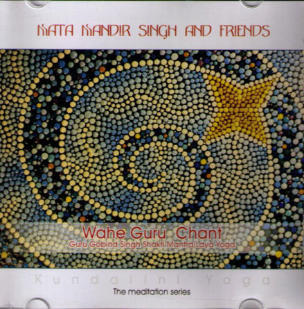 Wahe Guru Chant - CD av Mata Mandir Singh & Friends