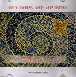 Wahe Guru Chant - CD av Mata Mandir Singh & Friends