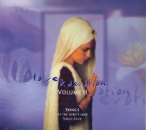 Love & Devotion Vol II - CD av Singh Kaur