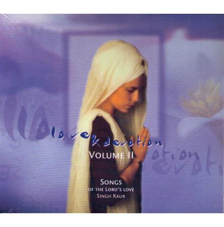 Love & Devotion Vol II - CD av Singh Kaur