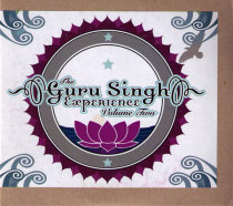 Guru Singh Experience Volume 2- CD av Guru Singh