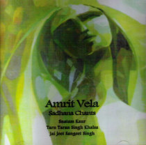 Amrit Vela - CD