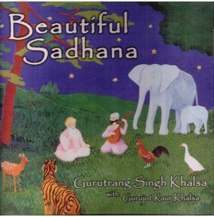 Beautiful Sadhana - CD av Gurutrang Singh