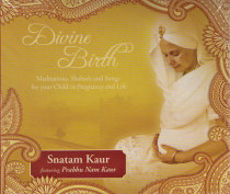 Divine Birth - CD av Snatam Kaur