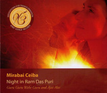 Night in Ram Das Puri - CD av Mirabai Ceiba