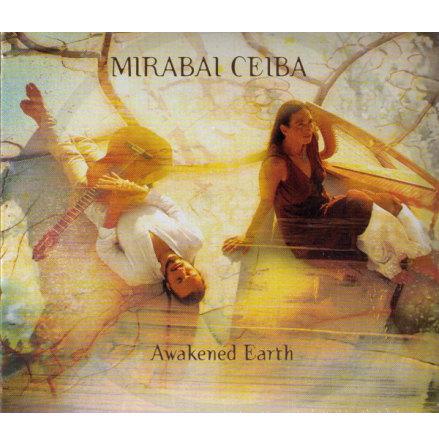Awakened Earth - CD av Mirabai  Ceiba