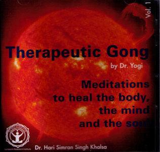 Therapeutic Gong vol 1 - CD av Hari Simran Singh