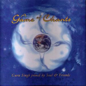 Game of Chants, A - CD av Guru Singh