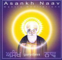 Asankh Naav - CD av Gurudass