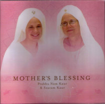 Mothers Blessing - CD av Snatam Kaur