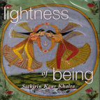 Lightness of Being - CD av SatKirin Kaur