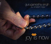 Joy Is Now -  CD av GuruGanesha & Snatam Kaur