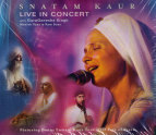 Live in Concert - CD& DVD av Snatam Kaur