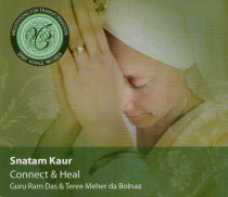 Connect & Heal - CD av Snatam Kaur