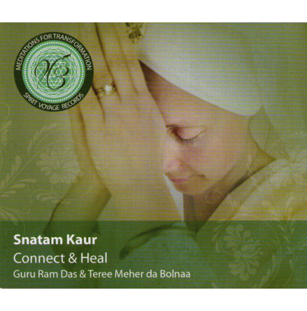 Connect & Heal - CD av Snatam Kaur
