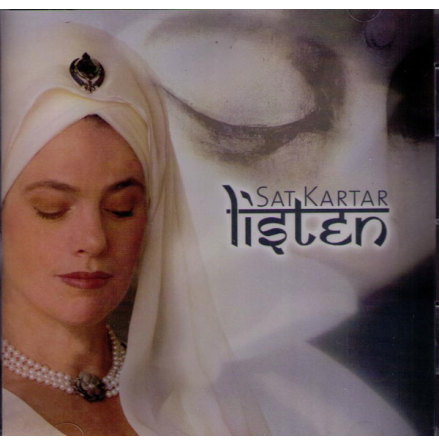 Listen - CD av Sat Kartar