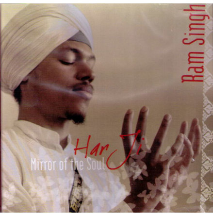 Mirror of The Soul  - CD av Ram Singh