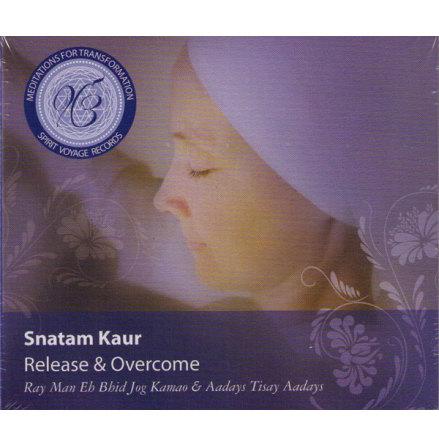 Release & Overcome - CD av Snatam Kaur