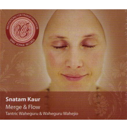 Merge & Flow - CD av Snatam Kaur