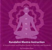 Kundalini Mantra Instruction - CD av Gurudass Kaur