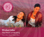 Heart of Healing, The - CD av Mirabai Ceiba