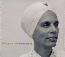 Mantra Masala - CD av Sada Sat Kaur