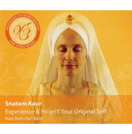 Experience & Project Your Original Self - CD av Snatam Kaur