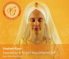Experience & Project Your Original Self - CD av Snatam Kaur