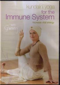 Kundalini yoga for the Immune System - DVD med Gurutej