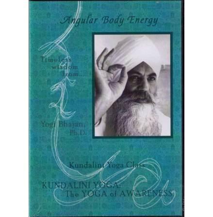Angular Body Energy - DVD