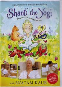 Shanti The Yogi: Mountain Adventure - DVD av Snatam Kaur