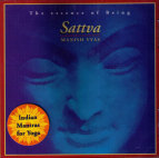 Sattva - CD av Manish Vyas