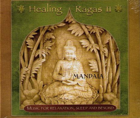 healing ragas ii  cd av manish vyas  bikram singh hittar