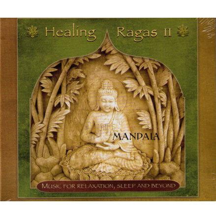 Healing Ragas II - CD av Manish Vyas & Bikram Singh