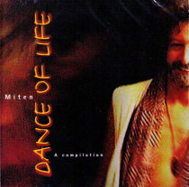Dance of Life - CD av Miten
