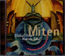 Global Heart Native Soul - CD av Miten