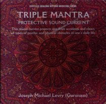 Triple Mantra - CD av Gurunam