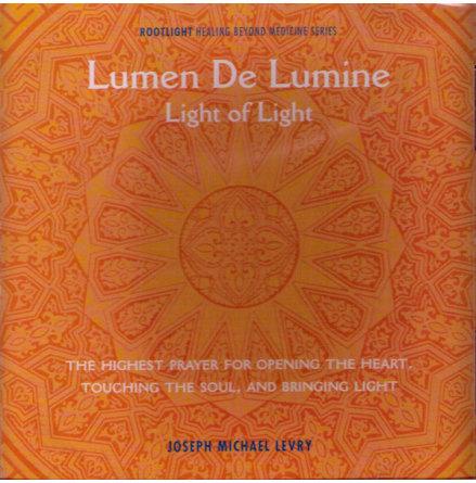 Lumen de Lumine - CD av Joseph Michael Levry