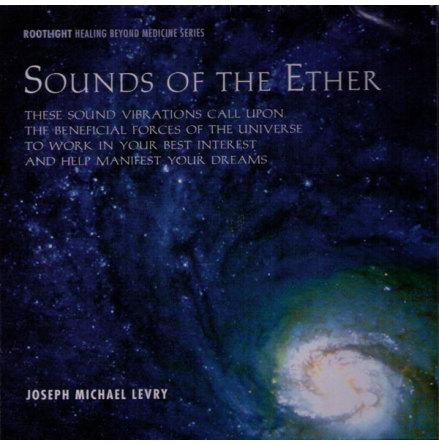 Sounds of the Ether - CD av Joseph Michael Levry