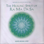 Ra Ma Da Sa, The Healing Spirit of - CD av Gurunam