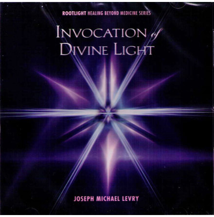 Invocation of Divine Light- CD av Joseph Michael Levry