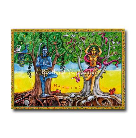 Harmony - Yogavykort