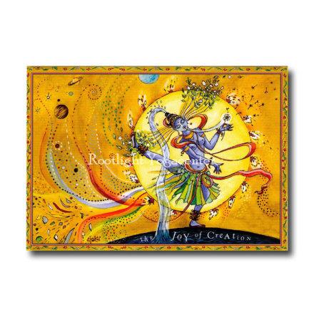 Joy of Creation - Yogavykort
